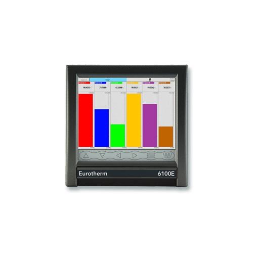6100e 500x500 1 - 6100E Paperless Graphic Recorder