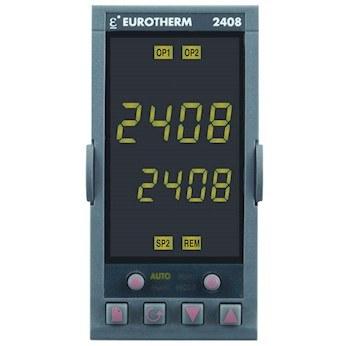 EurothermSales2408 - EUROTHERM 2408 TEMPERATURE / PROCESS CONTROLLER