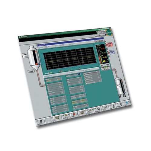 OPC Server 500x500 - Control and Application Modules