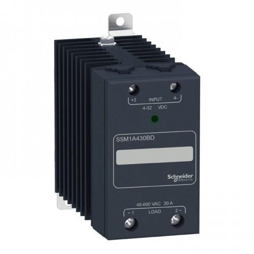 PF152206B 500x500 - SSM1 DIN Rail Mount SSRs